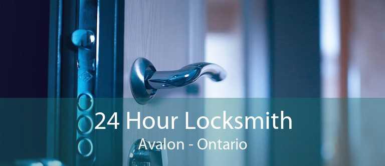 24 Hour Locksmith Avalon - Ontario