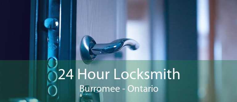 24 Hour Locksmith Burromee - Ontario