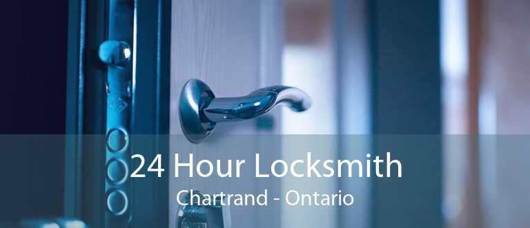 24 Hour Locksmith Chartrand - Ontario