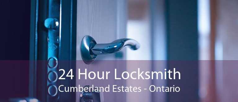 24 Hour Locksmith Cumberland Estates - Ontario