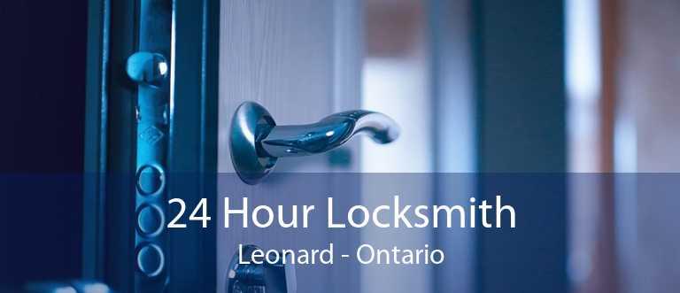 24 Hour Locksmith Leonard - Ontario