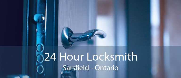 24 Hour Locksmith Sarsfield - Ontario