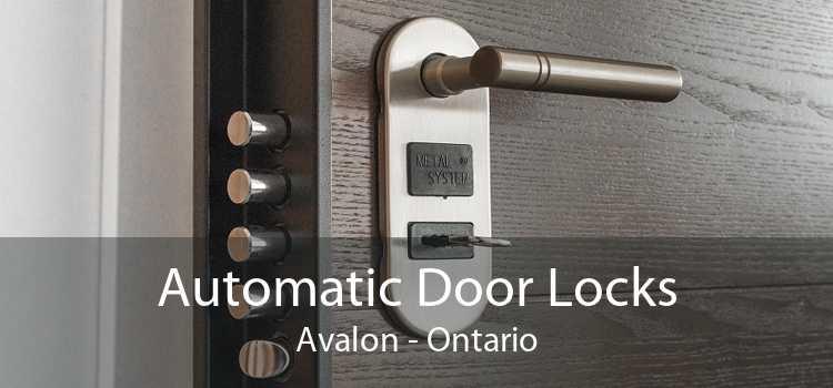 Automatic Door Locks Avalon - Ontario
