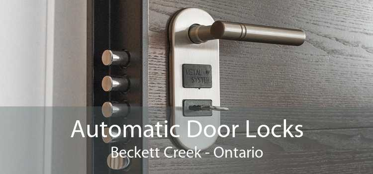 Automatic Door Locks Beckett Creek - Ontario