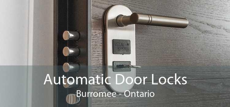 Automatic Door Locks Burromee - Ontario
