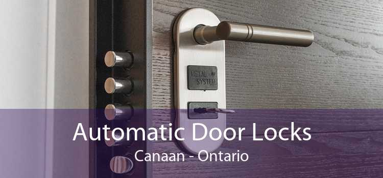 Automatic Door Locks Canaan - Ontario