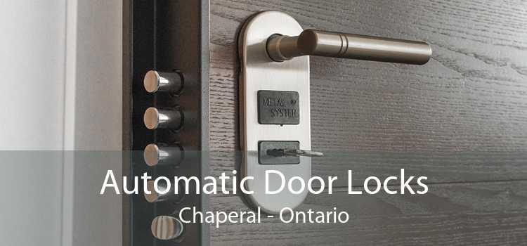 Automatic Door Locks Chaperal - Ontario
