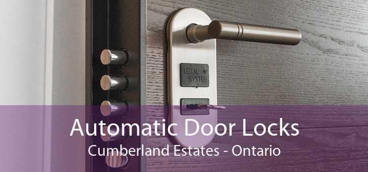 Automatic Door Locks Cumberland Estates - Ontario