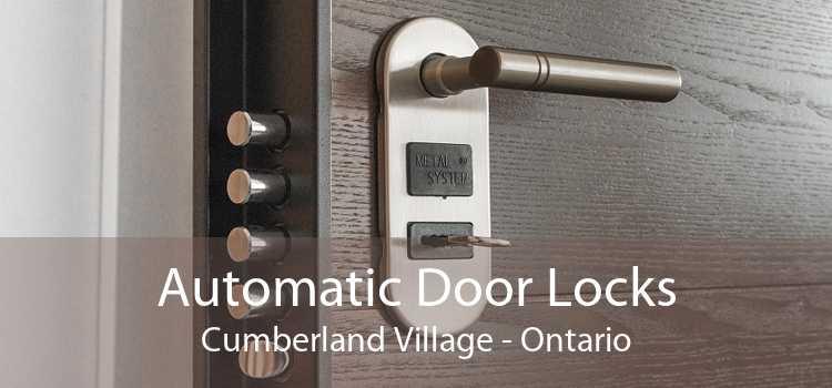 Automatic Door Locks Cumberland Village - Ontario
