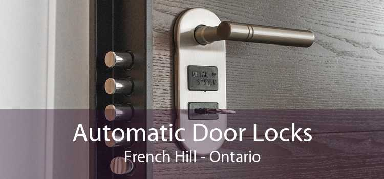 Automatic Door Locks French Hill - Ontario