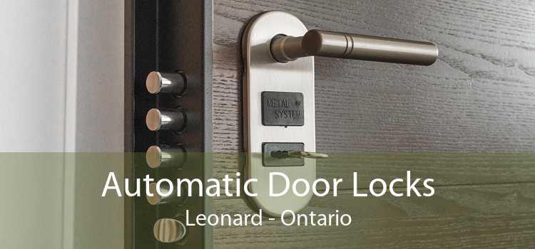 Automatic Door Locks Leonard - Ontario