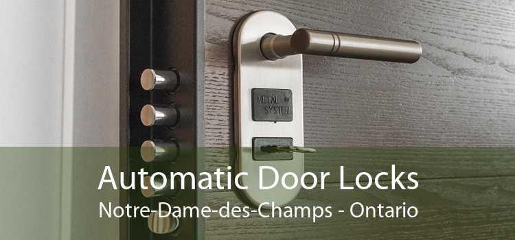 Automatic Door Locks Notre-Dame-des-Champs - Ontario