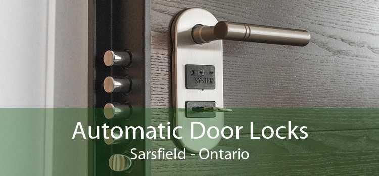 Automatic Door Locks Sarsfield - Ontario
