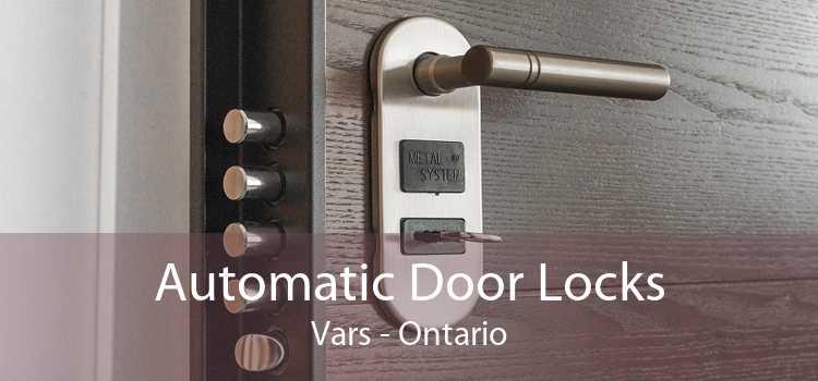 Automatic Door Locks Vars - Ontario