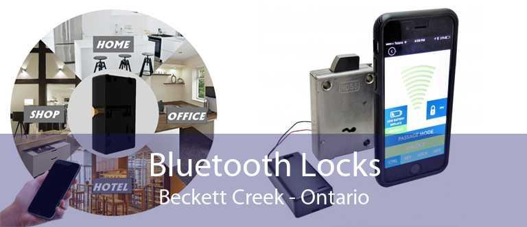 Bluetooth Locks Beckett Creek - Ontario