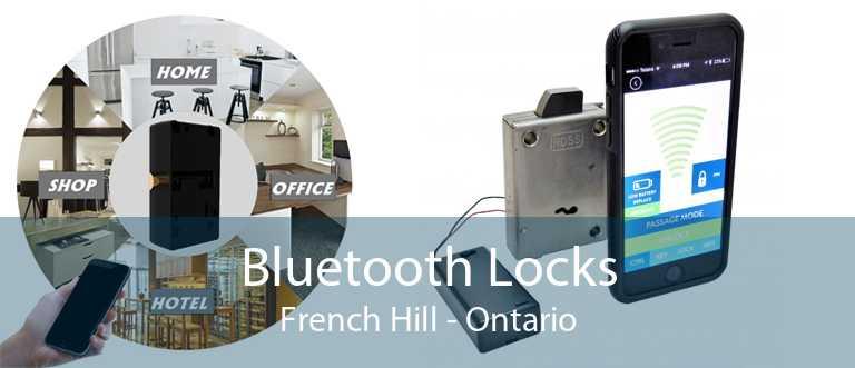 Bluetooth Locks French Hill - Ontario