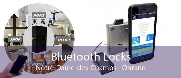 Bluetooth Locks Notre-Dame-des-Champs - Ontario