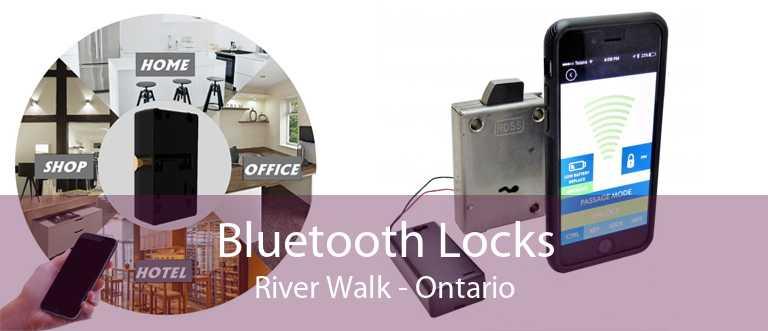 Bluetooth Locks River Walk - Ontario