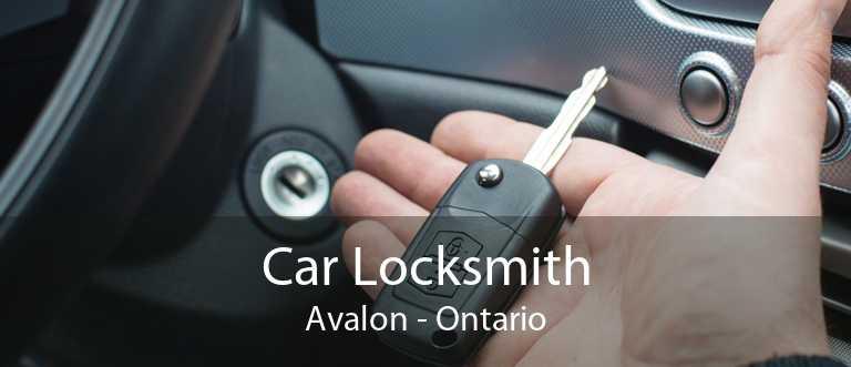 Car Locksmith Avalon - Ontario