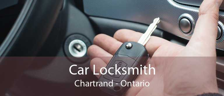 Car Locksmith Chartrand - Ontario