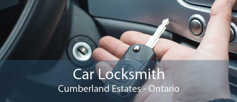 Car Locksmith Cumberland Estates - Ontario