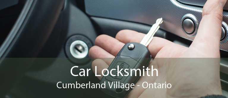 Car Locksmith Cumberland Village - Ontario