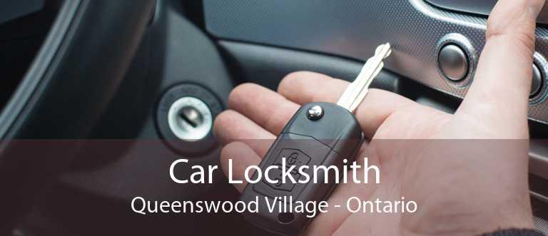 Car Locksmith Queenswood Village - Ontario