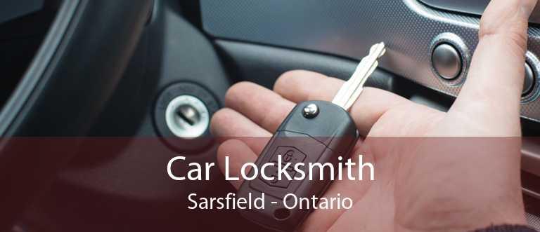 Car Locksmith Sarsfield - Ontario