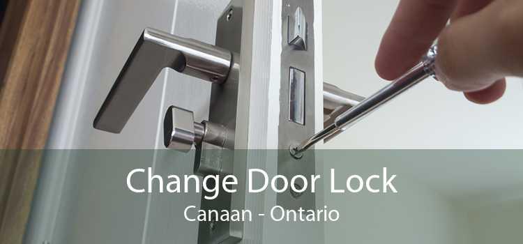 Change Door Lock Canaan - Ontario