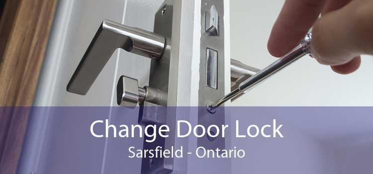 Change Door Lock Sarsfield - Ontario
