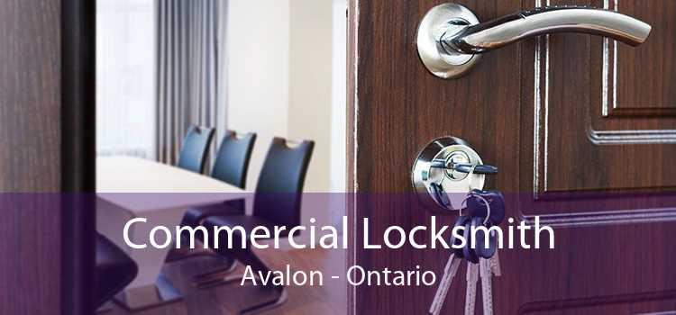 Commercial Locksmith Avalon - Ontario