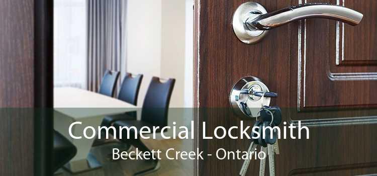 Commercial Locksmith Beckett Creek - Ontario
