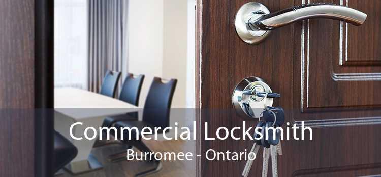 Commercial Locksmith Burromee - Ontario