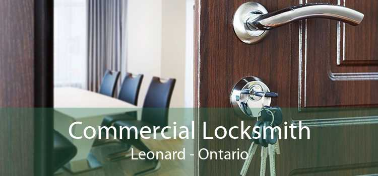 Commercial Locksmith Leonard - Ontario