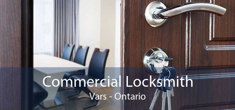 Commercial Locksmith Vars - Ontario