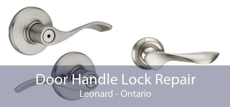 Door Handle Lock Repair Leonard - Ontario