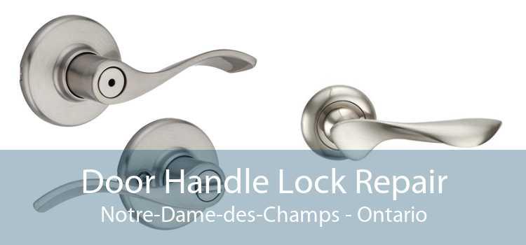 Door Handle Lock Repair Notre-Dame-des-Champs - Ontario
