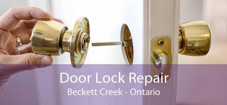 Door Lock Repair Beckett Creek - Ontario