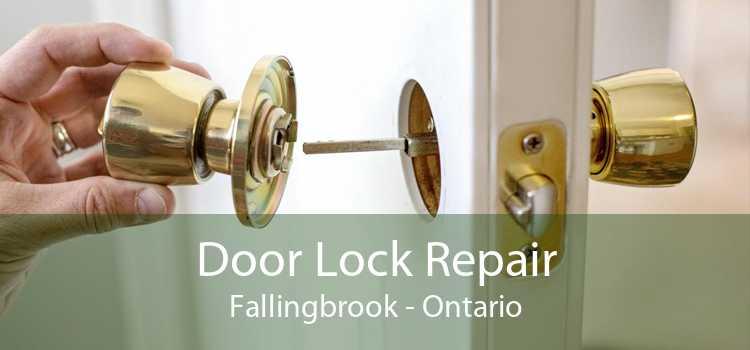 Door Lock Repair Fallingbrook - Ontario