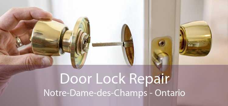 Door Lock Repair Notre-Dame-des-Champs - Ontario