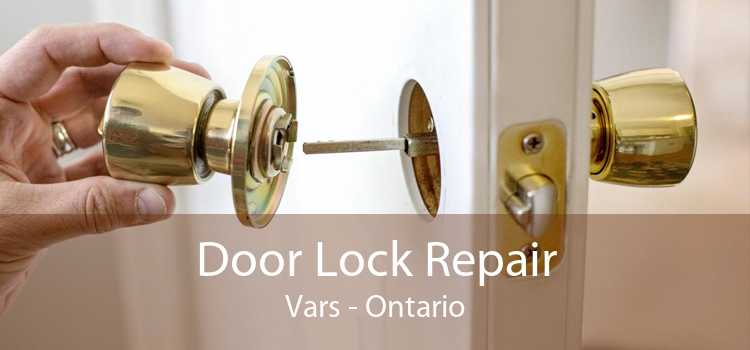 Door Lock Repair Vars - Ontario