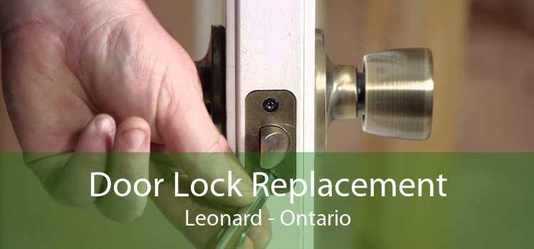 Door Lock Replacement Leonard - Ontario