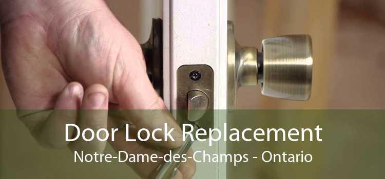Door Lock Replacement Notre-Dame-des-Champs - Ontario