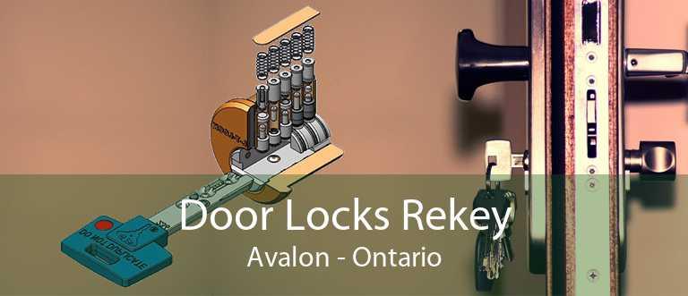 Door Locks Rekey Avalon - Ontario