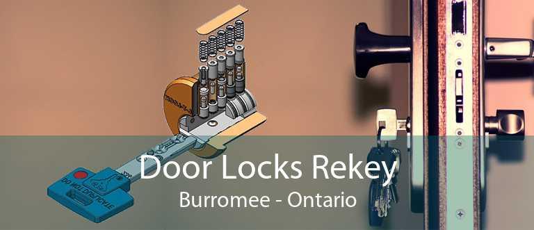 Door Locks Rekey Burromee - Ontario