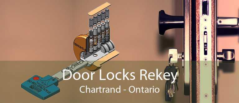 Door Locks Rekey Chartrand - Ontario