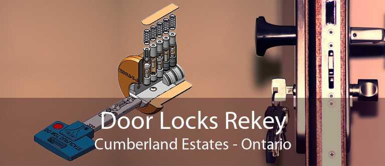 Door Locks Rekey Cumberland Estates - Ontario