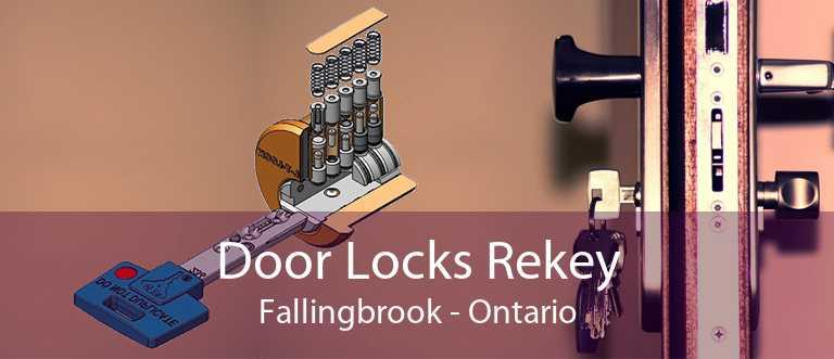 Door Locks Rekey Fallingbrook - Ontario