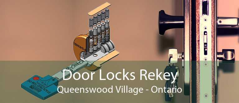Door Locks Rekey Queenswood Village - Ontario