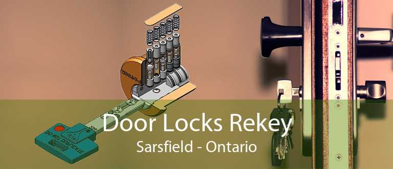 Door Locks Rekey Sarsfield - Ontario